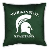 Michigan St Spartans Sidelines Decorative Pillow