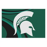 Michigan State Large Tufted Rug