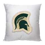 "Michigan State ""Letterman"" Pillow"
