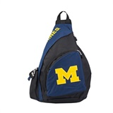 "Michigan Wolverines NCAA ""Leadoff"" Sling"