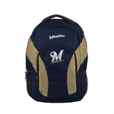 "Milwaukee Brewers MLB ""Draft Day"" Backpack"