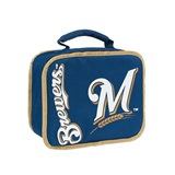 "Milwaukee Brewers MLB ""Sacked"" Lunch Cooler"