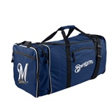 "Milwaukee Brewers MLB ""Steal"" Duffel"