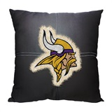 Minnesota Vikings NFL Letterman Pillow