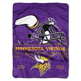 "Minnesota Vikings NFL ""Prestige"" Raschel Throw"