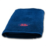 Mississippi Rebels Bath Towel
