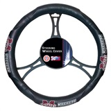 Mississippi State Steering Wheel Cover