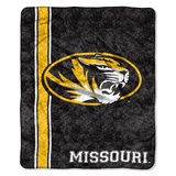 "Missouri Tigers ""Jersey"" Sherpa Throw"