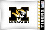 Missouri Tigers Micro Fiber Pillow Case