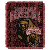 "Montana ""Double Play"" Woven Jacquard Throw"