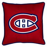 Montreal Canadiens Sidelines Decorative Pillow