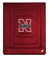 Nebraska Cornhuskers Locker Room Comforter