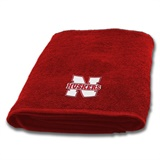 Nebraska Cornhuskers NCAA Bath Towel