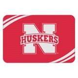 Nebraska Round Edge Bath Rug
