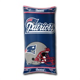 New England Patriots Folding Body Pillow