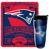 New England Patriots Mug N' Snug Gift Set