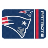 New England Patriots NFL Bath Rug