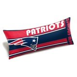"New England Patriots NFL ""Seal"" Body Pillow"