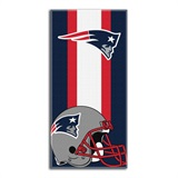 "New England Patriots NFL ""Zone Read"" Beach Towel"