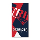 "New England Patriots ""Puzzle"" Oversized Beach Towel"