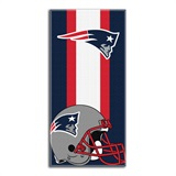 "New England Patriots ""Zone Read"" Beach Towel"