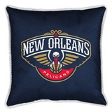 New Orleans Pelicans Sidelines Toss Pillow