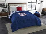 "New York Giants ""Anthem"" Full Comforter"