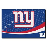 New York Giants Large Tufted Rug