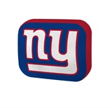 New York Giants NFL Cloud Pillow