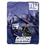 "New York Giants NFL ""Heritage"" Silk Touch Throw"
