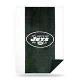 "New York Jets NFL ""Denali"" Sliver Knit Throw"