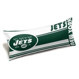 "New York Jets NFL ""Seal"" Body Pillow"