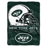 "New York Jets ""Prestige"" Raschel Throw"