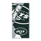 "New York Jets ""Puzzle"" Oversized Beach Towel"