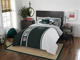 "New York Jets ""Soft & Cozy"" Full Comforter Set"