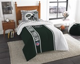 "New York Jets ""Soft & Cozy"" Twin Comforter Set"
