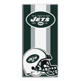 "New York Jets ""Zone Read"" Beach Towel"