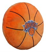 New York Knicks NBA Basketball Shaped 3D Pillow