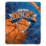 "New York Knicks NBA ""Reflect"" Sherpa Throw"