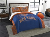"New York Knicks NBA ""Reverse Slam"" Full/Queen Comforter"