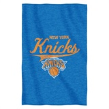 New York Knicks NBA Sweatshirt Throw
