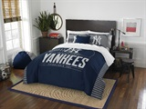 "New York Yankees MLB ""Grand Slam"" FullQueen Comforter Set"