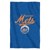New York Mets MLB Sweatshirt Throw