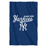 New York Yankees MLB Sweatshirt Throw