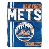 "New York Mets MLB ""Walk Off"" Micro Raschel Throw"
