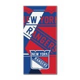 "New York Rangers NHL ""Puzzle"" Beach Towel"