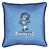 North Carolina Tar Heels Sidelines Decorative Pillow
