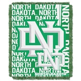 "North Dakota ""Double Play"" Woven Jacquard Throw"