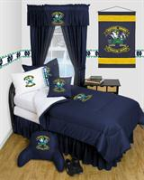Notre Dame Fighting Irish Locker Room Bed In A Bag