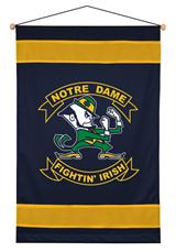 Notre Dame Fighting Irish Sidelines Wallhanging